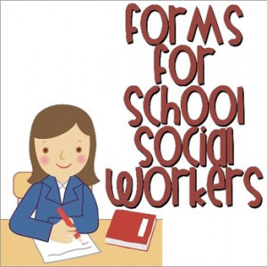 School Social Work or Counseling Forms