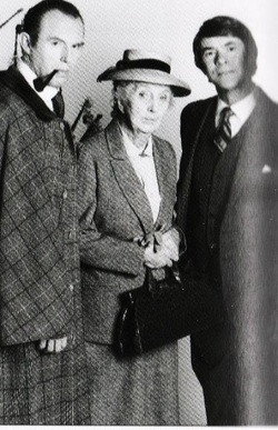 Pigott-Smith as Holmes, Joan Hickson as Marple, Gary Bond as Wimsey