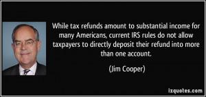 More Jim Cooper Quotes