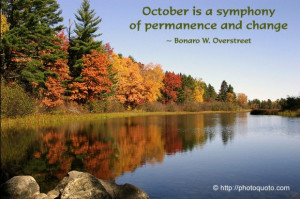 October Quotes and Sayings