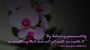 Nikos kazantzakis by believing passionately quote