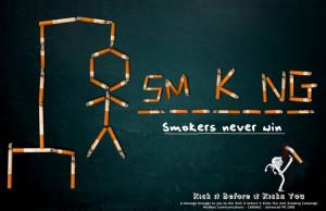 Las campañas antitabaco en todo el mundo día a día se hacen más ...