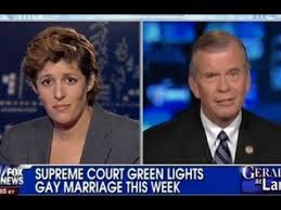 Liberal Pundit and a GOP Politician Face Off on the Gay Marriage ...