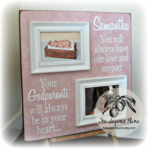 Inspirational Quotes For Godparents