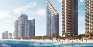 luxury condominium close to beaches and all amenities