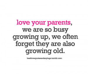 ... for this image include: love, parents, growing old, quotes and heart