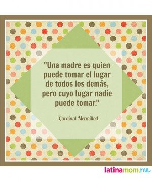 Inspirational Quotes for Latina Moms