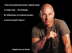picard quote