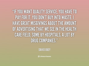Quality Service Quotes Preview quote