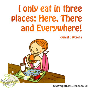 Funny Diet Quotes - Grinning Planet