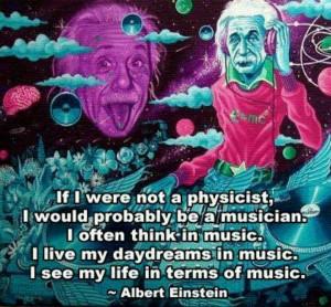 Einstein & Music