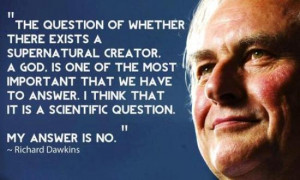 Richard Dawkins Quotes God
