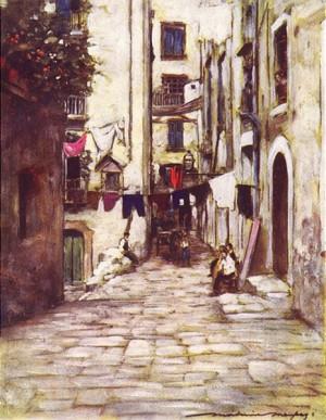 naples italy streets