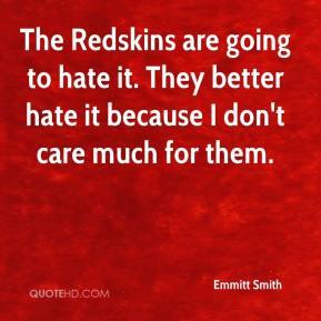 Emmitt Smith Quotes