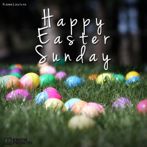 Happy Easter Sunday! #EasterSunday
