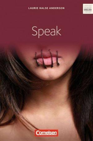 Laurie Halse Anderson: Speak, Kartoniert / Broschiert