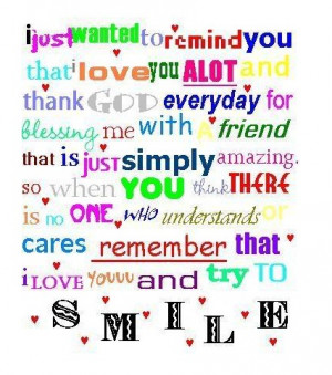 Cute Cheer Quotes Cute colorful friendship day