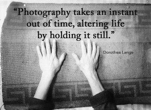 70 Inspirational Quotes About Photography