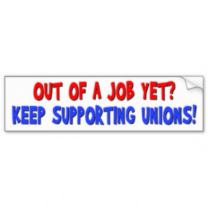 Anti Union Gifts and Gift Ideas
