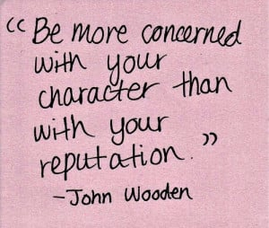 50 Best Famous Quotes About Character