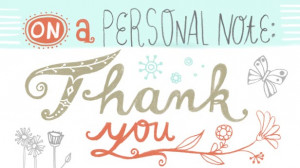 How to write a thank you note #Hallmark #HallmarkIdeas