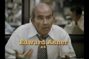 Edward Asner Lou Grant