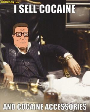 Cocaine. random