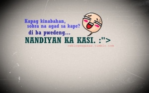 love quotes pick up lines tagalog