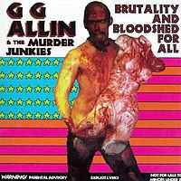 Álbum de estúdio por G.G. Allin