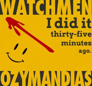 Watchmen Comics Quote-5