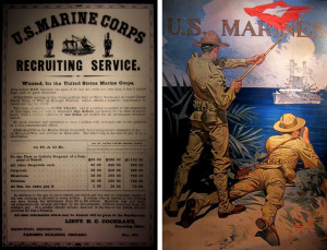 Marine Corps Recruiting Poster New. Memorial Day Quotes For Marines ...