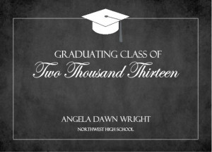 Humorous Quotes for the High School Graduate