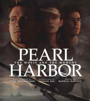 ... pearl harbor the movie the moment brillantly captures the movie and