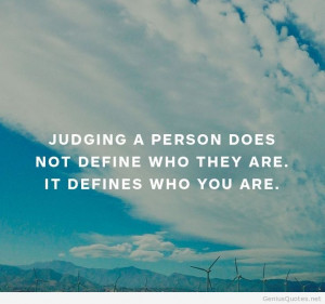 quotes 10 quotes on judging