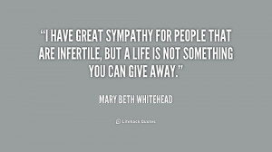 Great Sympathy Quotes