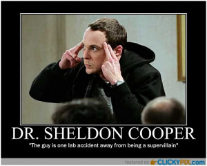 """... , Argon and Carbon Dioxide are in the air."""" – Dr Sheldon Cooper"""
