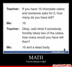 Funny - Math