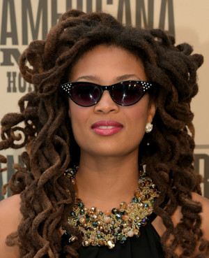 valerie june valerie june attends the 13th annual americana music