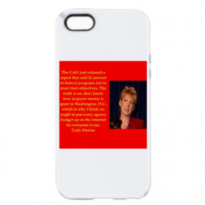 ... Gifts > 2016 Phone Cases > carly fiorina quote iPhone 5/5s Candy Case