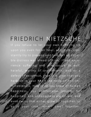 Nietzsche – The Religion of Comfortableness motivational ...