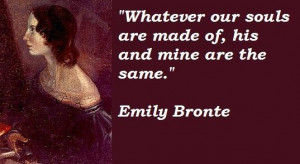 Emily bronte famous quotes 1