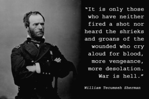Quotes About War From People Who Know What They're Talking About