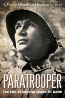 "... ""Paratrooper: The Life Of Gen. James M. Gavin"" as Want to Read"