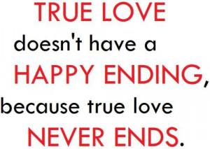 Romantic quotes sayings true love