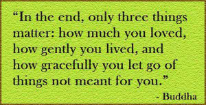35 Motivational Letting Go Quotes