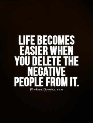 Negative People Quotes Negative Quotes
