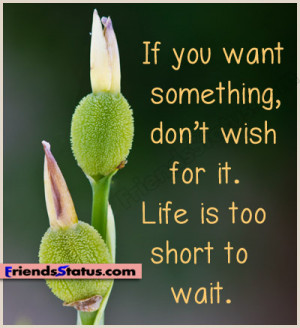 life short quotes and sayings