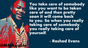 MMA Quotes, UFC Quotes, Motivational & Inspirational: Rashad Evans ...