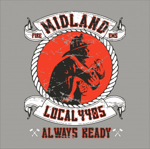 Firefighter Quotes To Live By Midland fire department.