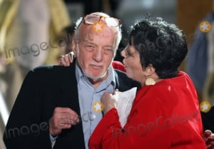 Harold Prince Picture NYC 062606Harold Prince and Liza Minnelli at